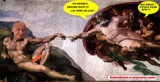 Apathiehomme dieu peinturetx