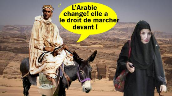 Arabie bhl