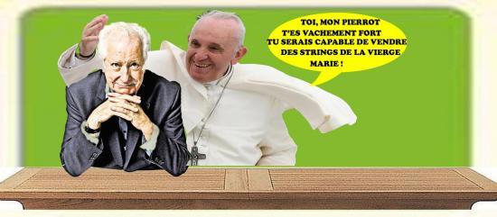 Bellem3dachat pape reliques 4