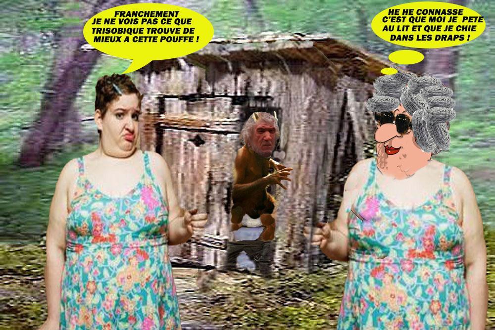 Cabanedelabreemod monstre pinocrotte