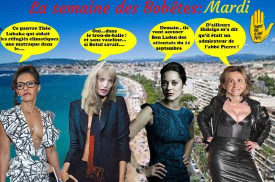 Cannes bobettes2 semaine mardi