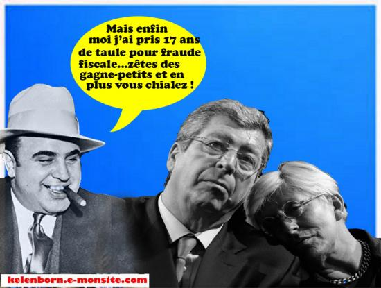 Capone balkany