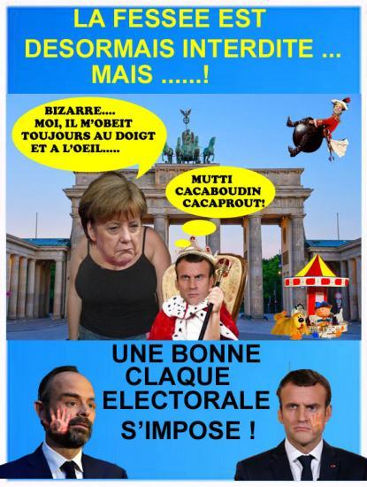 Claque electorale