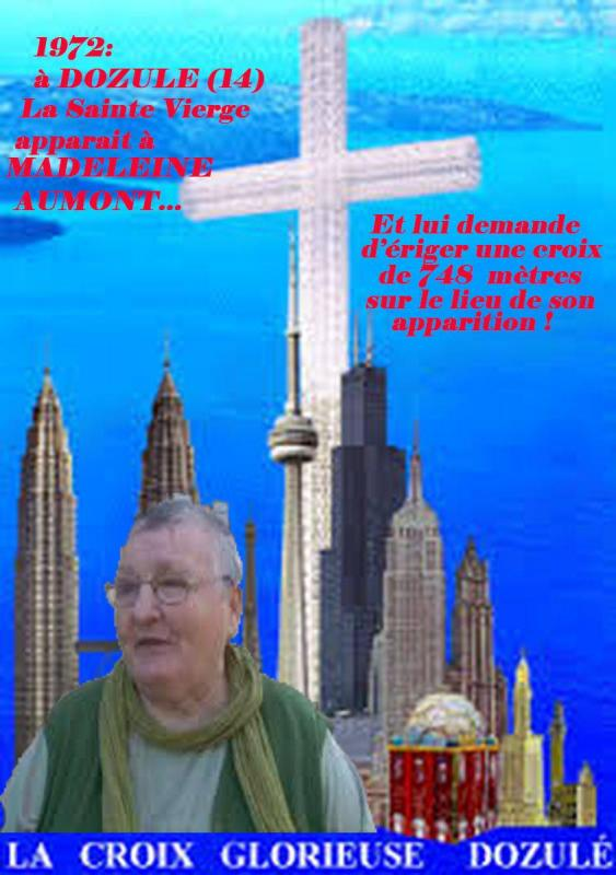 Croix dozule aumont