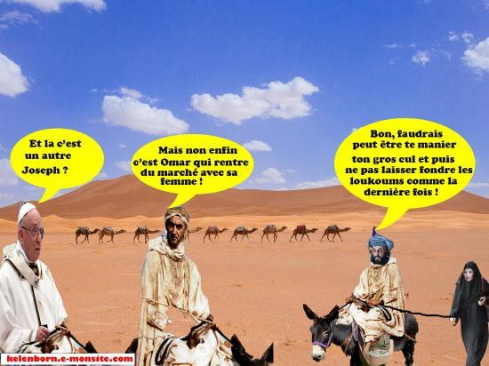Desert dream caravane pape omar