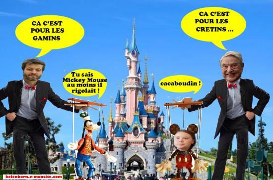 Disneychateau 1 marionettes thunberg
