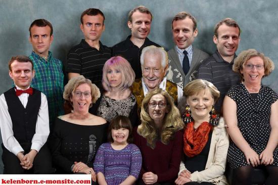 Famille nombreusemacron