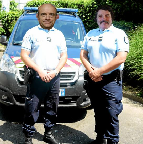 Gendarmes consmay