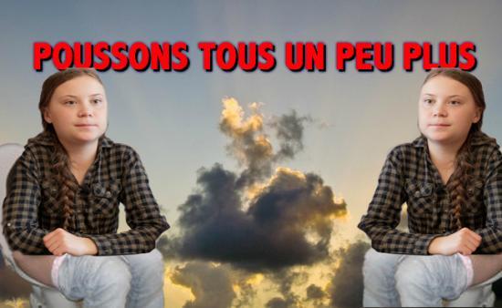 Greta thunberg discours 8entrainde chier
