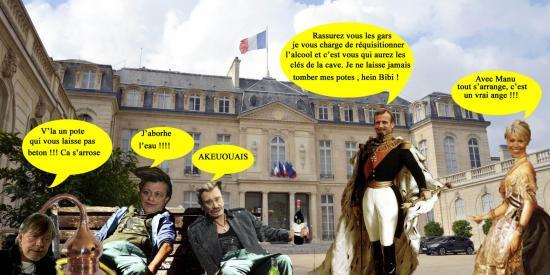 Ivrognes palais elysee 2