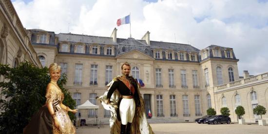 Macroleon palais elysee facebook