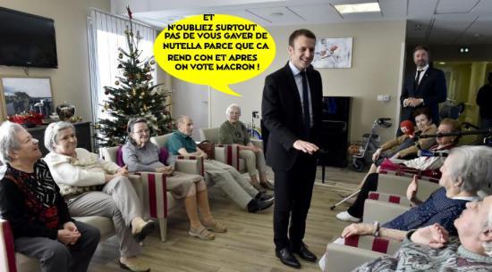 Macron vieux tx