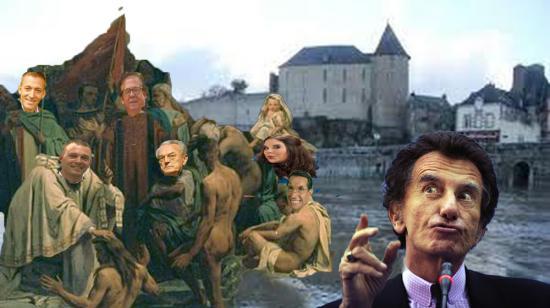 Mayenne inondpomp lang