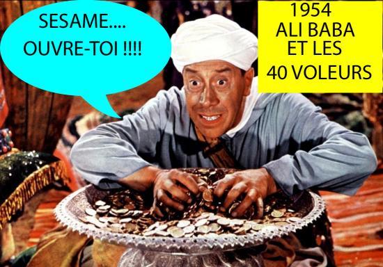 Notre film culte du dimanche ali baba et les 40 voleurs de jacques becker copy