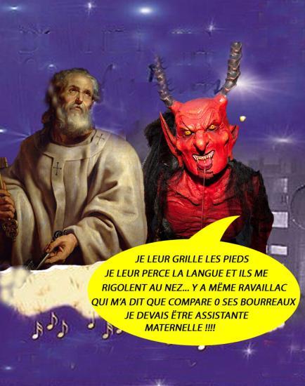 Nounours diable2