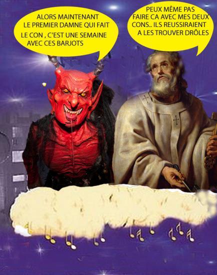 Nounours diable6