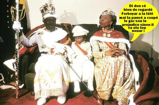 Obonojean bedel bokassa empereur