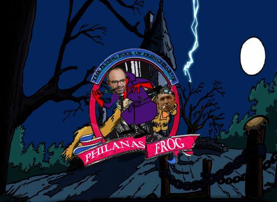 Philanasfrog