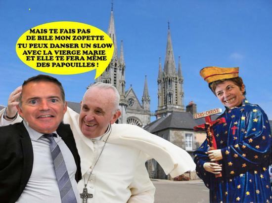 Pontmain pape zochetto tx