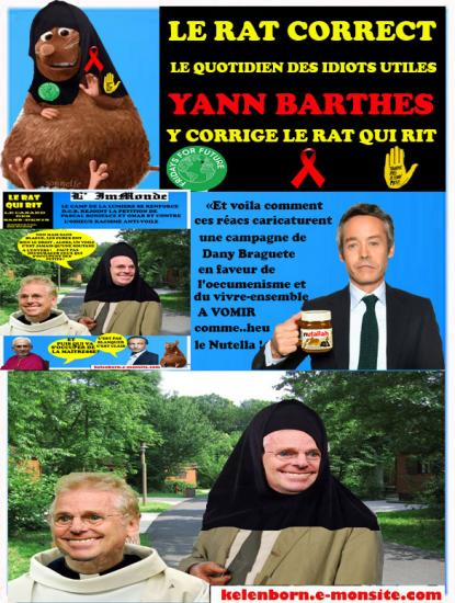 Rat correct danybraguette