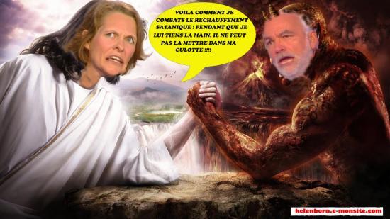 Satan jesus nouvian praud