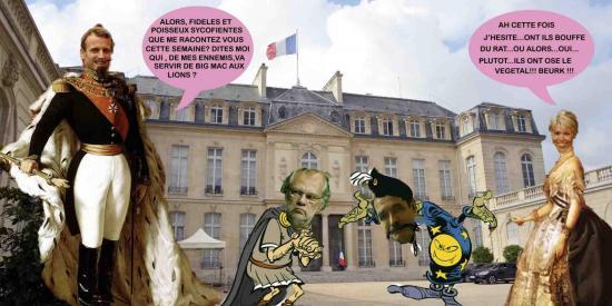 Sycofchiens palais elysee facebook