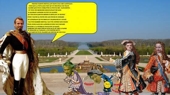 Versailles barbiermouchardrodriguez merdesfin
