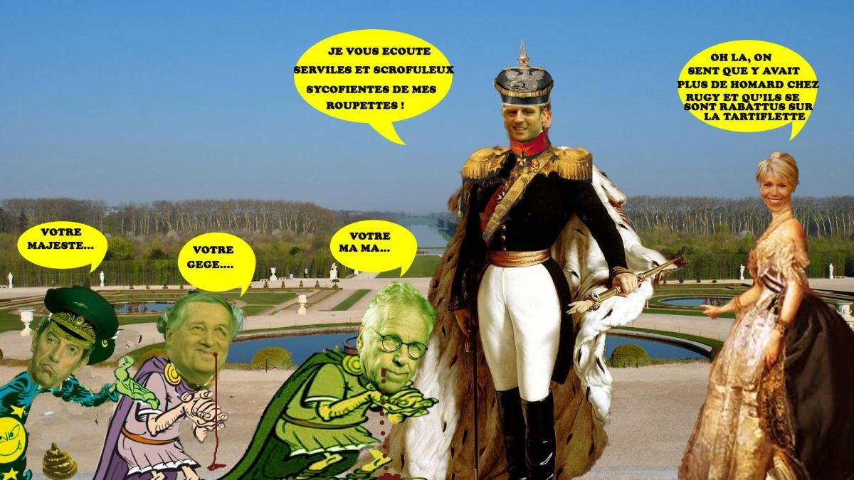 Versailles macroleon danybrag duhamel 1