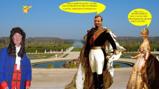 Versailles valetmacron edited 1