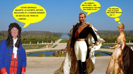 Versailles valetmacronphil